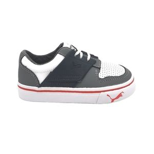SIZE 7 TODDLER - PUMA Kinder fit Shoes EUC